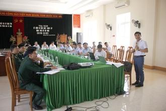BQL Vườn quốc gia Phong Nha - Kẻ Bàng tổ chức hội nghị Lấy ý kiến góp ý Dự thảo Phương án quản lý rừng bền vững VQG Phong Nha - Kẻ Bàng giai đoạn 2021 - 2030